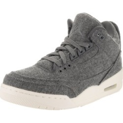 Nike Jordan Men's Air Jordan 3 Retro Wool Basketball Shoe