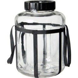 Glass Carboy 7 Gallon Fermenter Homebrew Beer & Wine Making