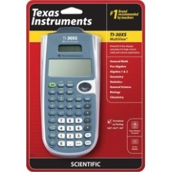 Texas Instruments 30XSMV TBL TI-30XS MultiView Calculator