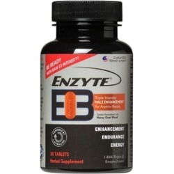 Enzyte3, Triple Intensity Male Enhancement