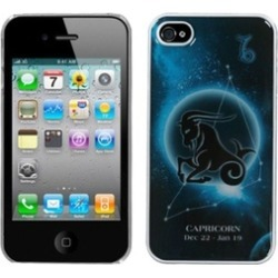 Insten Capricorn Horoscope Collection Dream Back Case For iPhone 4 4S