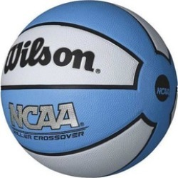 "Wilson NCAA Killer Crossover 28.5"" Carolina Blue Basketball"