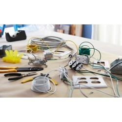 $300 for Home Electric Services with Two Technicians from KR World Electrical ($450 Value)