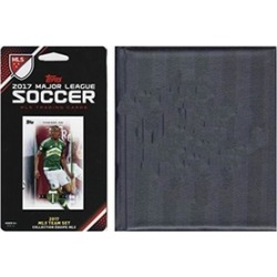 C & I Collectables TIMBERS17 MLS Portland Timbers Licensed 2017 Topps Team Set