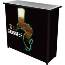 Guinness Portable Bar with Case - Feathering