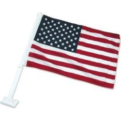 US flag American Patriotic Car Window Clip USA Flag, 4th of July