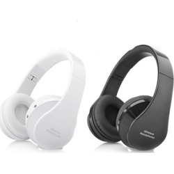 Foldable Wireless Bluetooth Headset Stereo Headphone Earphone for IOS
