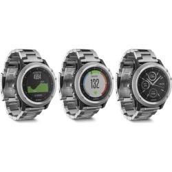 Garmin Fenix 3 Sapphire Titanium GPS Watch