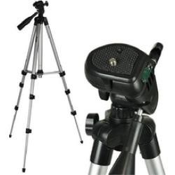 Kodak TR501 Superior Control Camera Tripod 3 Way Pan Head Bubble Level