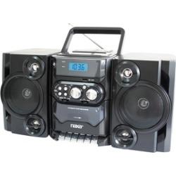 Naxa NPB428 Portable Cd-mp3 Player With Am-fm Radio, Detachable Speaker