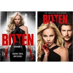 Bitten TV Series Season 1 or 2 on DVD