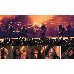 Generation Axe featuring Vai, Bettencourt, Malmsteed, Abasi and Wylde on December 4 at 8 p.m.