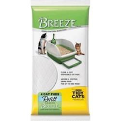 Golden Cat 702092 Tidycts Breeze Cat Pad 10-Cs Pack of 10