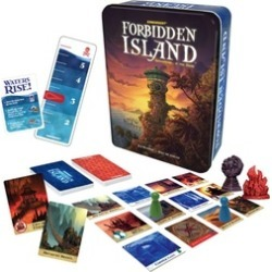 Forbidden Island Board Games