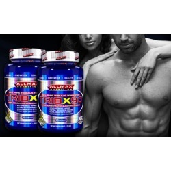Allmax TribX90 Testosterone and Libido Enhancer (1- or 2-Pack)