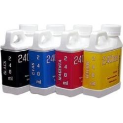 4 Multi-Color Bottles ink Epson Printer Dye Sublimation Ink Heat