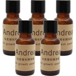 Ginger Essence Thinning Hair Loss Therapy Hair Growth Oil(2/4/5 Packs)