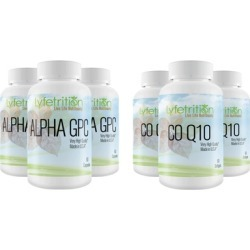 Lyfetrition Alpha GPC Premium Nootropic & /or CoQ10
