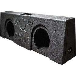 Qpower QBTRUCK210V 10 in. Qbomb Dual Vented Empty Box