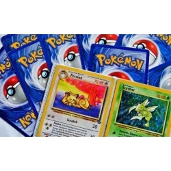 100 Pokémon Card Lot from Card Game World (60% Off)