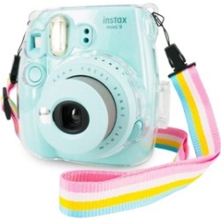 Fujifilm Instax Clear Camera Case for Mini 8 And Mini 9 Instant Camera