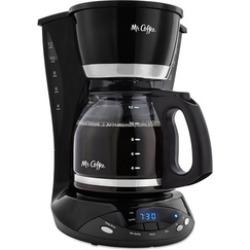 Jarden Mr. Coffee Simple Brew 12-Cup Programmable Coffee Maker