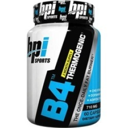 Weight Loss Supplement Capsules Sports B4 Thermogenic Fat Burner