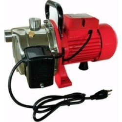 3/4HP 14GPM, Stainless Steel Pump w/Pressure Switch