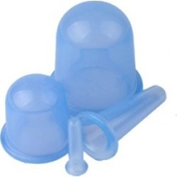 4-Pack Suction Cups Cellulite-Reducer Beauty Care