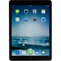 """Apple iPad Air WiFi Tablet with 9.7"""" Retina Display (Refurb. B-Grade); Lightning Cable and Power Adapter Not Included"""