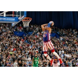 Harlem Globetrotters Game on February 18 at 2 p.m.