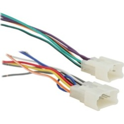 Metra In-Dash Radio Wiring Installation Harness 1987-12 Toyota/Lexus found on Bargain Bro India from groupon for $5.39