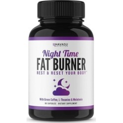 Night Time Weight Loss Pills and Appetite Suppressant, 60 Capsules
