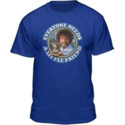 Bob Ross Everyone Needs A Little Friend Official T-Shirt