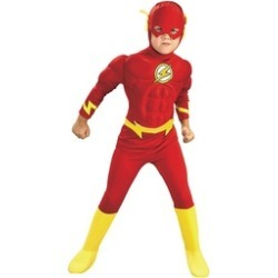 Deluxe Muscle Chest The Flash Costume