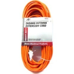 Extension Cord-OutDoor & Indoor Extension Cord - 50 ft, 25 ft, 15 ft