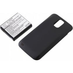 Dantona Industries CEL-T989HCBK Replacement Cell Phone Battery for Samsung EB-LI
