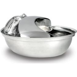 Raindrop Stainless Steel Pet Drinking Fountain