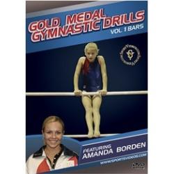 Gold Medal Gymnastics Drills: Bars DVD