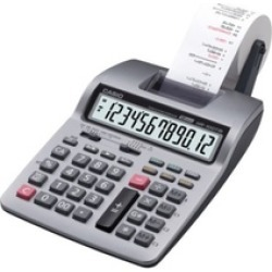 HR-100TM mini desktop printing Calculator