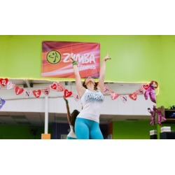 10 Dance-Fitness Classes at Zumba Fitness with Christina Delgado (50% Off)