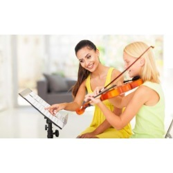 30-Minute Musical Instrument Lesson at Greenwave Arts Academy (50% Off)