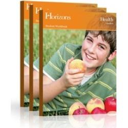 Alpha Omega Publications Jhc600 Horizons Health 6Th Grade Set