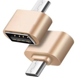 OTG USB Plug Adapter Mobile Micro USB to USB Converter