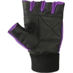 Gloves Leather Fitness Gym Training Glove