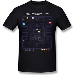 Pacman- Game Over Men's T-Shirt