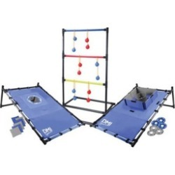 DMI 3 In 1 Tailgate Combo Game