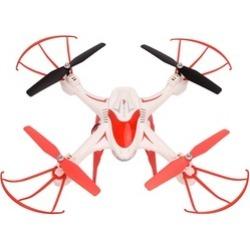 WonderTech Quantum Drone HD Camera Quadcopter LED Light - White