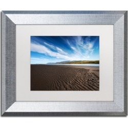 Philippe Sainte-Laudy 'Change is Gonna Come' Matted Silver Framed Art
