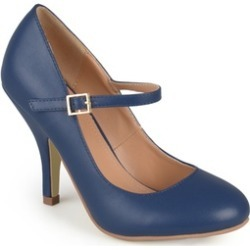 Journee Collection Womens Matte Finish Mary Jane Pumps